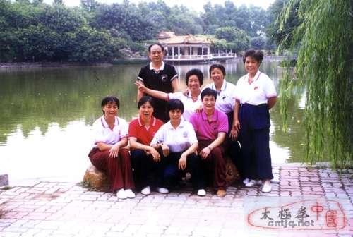 王长海老师与东莞学员合影