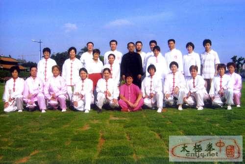 王长海老师与佛山市学员合影