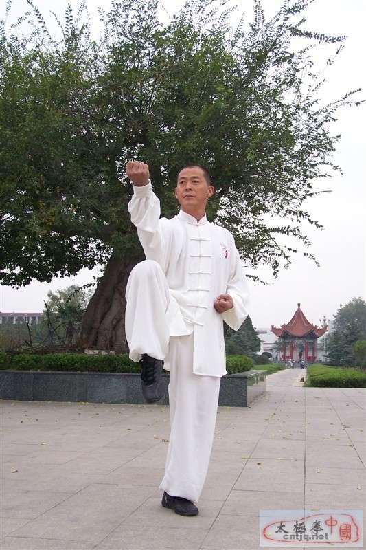 中国太极拳优秀人才—孟凡