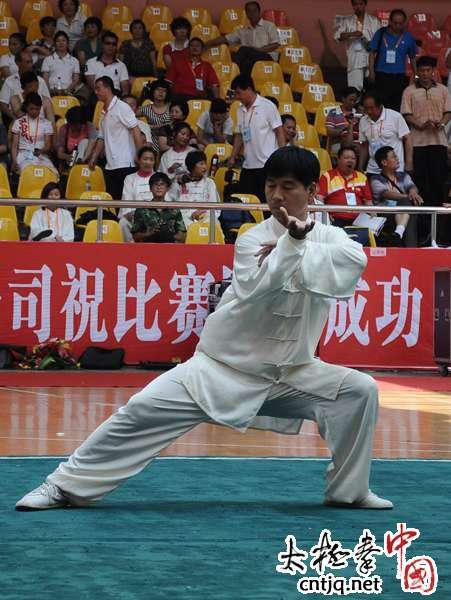 第八届全国武术之乡比赛优秀拳种展示(三)