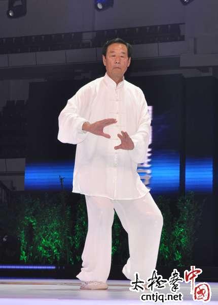 《武林大会》太极VS少林开幕式上名家表演
