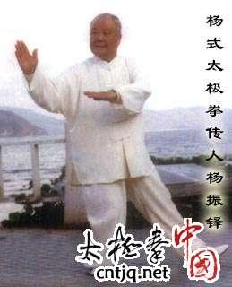 杨振铎谈太极拳的意念问题