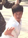 龙之健武道馆少儿武术主教练——胡荣