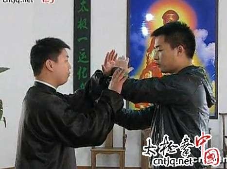王亮讲解手法式擒拿——偷拿