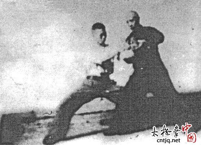 一代宗师—陈发科(一)