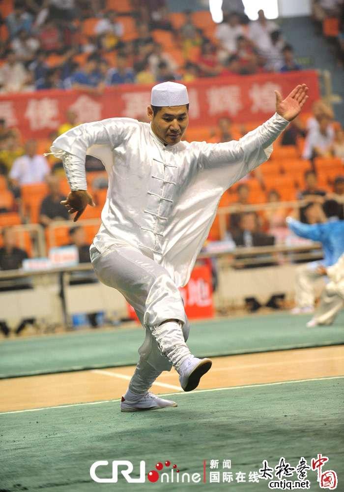 中国武术系列报道:少数民族拳术