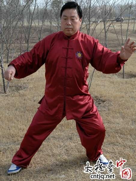 温县太极拳科学养生俱乐部