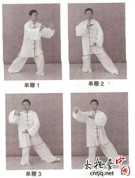 108式传统杨式太极拳拳理探秘(2)