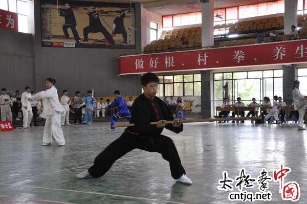 第十九届太极拳剑推手锦标赛器械欣赏