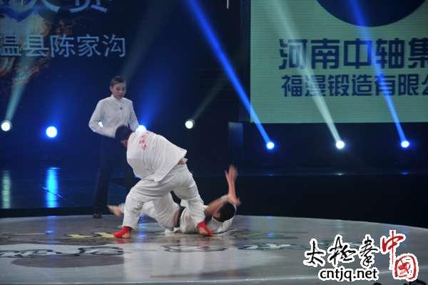 视频: 武林大会准四强挑战赛许佳俊VS张均杰