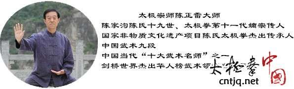 首届陈正雷太极年会系列活动启动招生——金刚捣碓