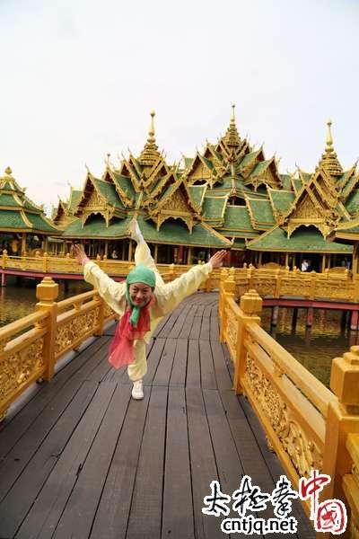 高华:唯美太极亮相泰国