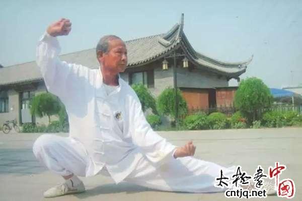 中国太极拳优秀人才——王林