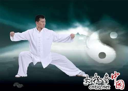 中国太极拳优秀人才——王起
