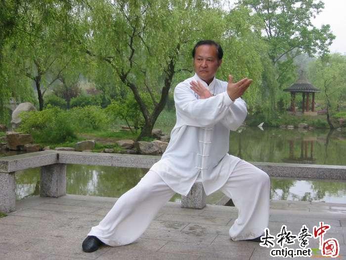 """杨氏太极拳之""""慢"""""""""""