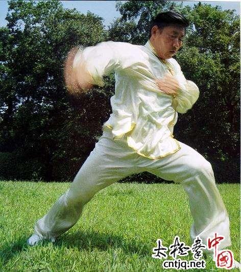 太极拳公开课主讲嘉宾陈小旺