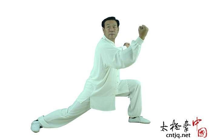 太极拳公开课主讲嘉宾王西安