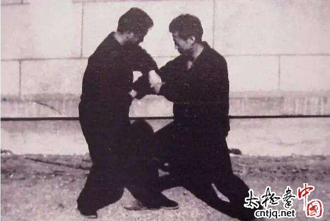 陈照奎老师与他的太极功夫
