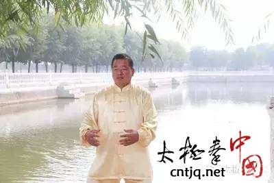 【王娟说太极】我在驻马店正阳县有个老哥叫王大春