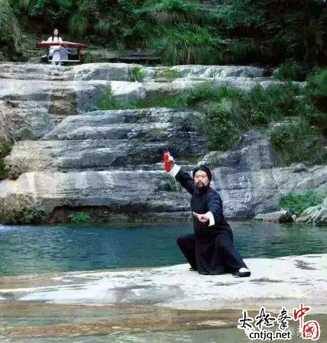 【王娟聊太极】大胡子张保忠:太极的江湖  不是想离开就能离开