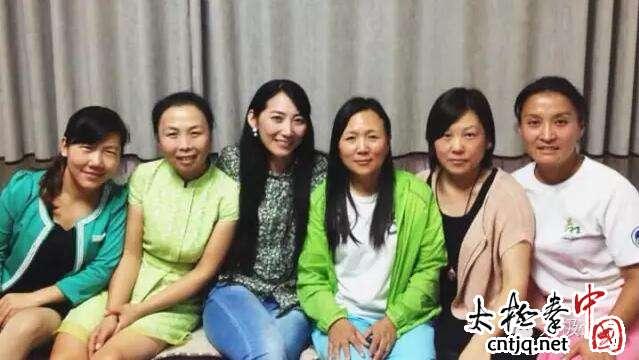 【王娟聊太极】老闺蜜陈朝霞:老了我们一起种花喝茶