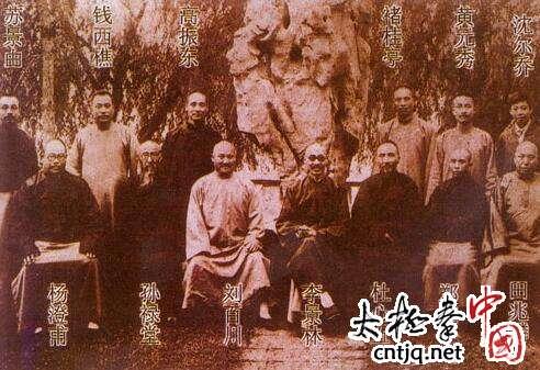"""""""活猴""""孙禄堂:孙式太极拳创始人"""