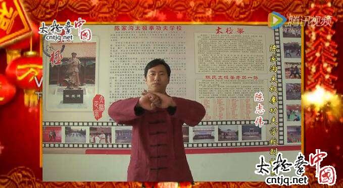 【猴年贺岁】陈志伟:练拳如何长功夫