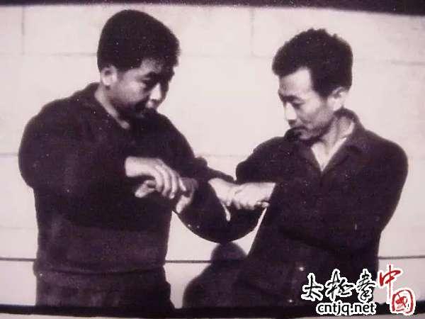 太极拳不传之秘—偈语集锦