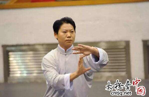 太极拳另类习练法