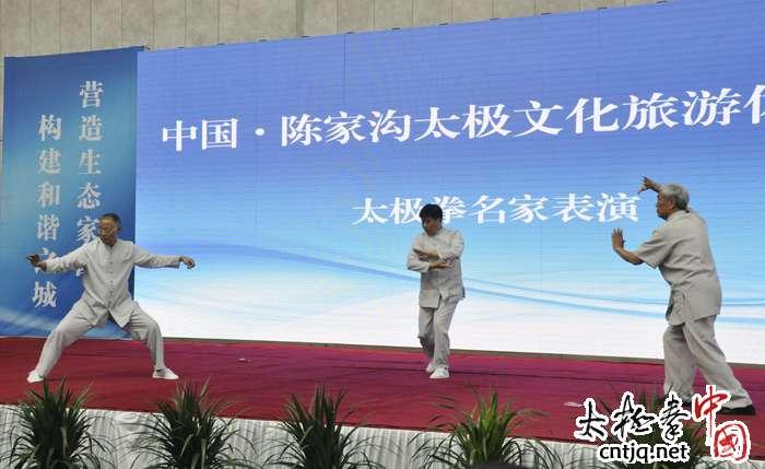 【最新视频】陈家沟太极文化体验季 张全亮 和有禄 马广禄太极拳表演