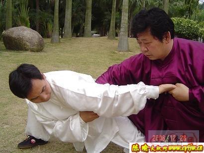 2009年元旦《陈式太极拳实战与用法》培训班