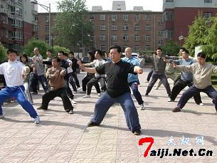 2006年第八届陈照奎太极拳社十一培训班(二路)报名通知