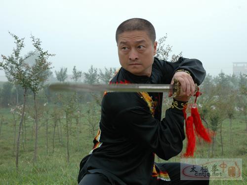 武痴徐胜的太极渊源