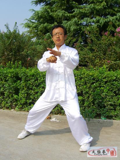中国太极拳优秀人才——陈全意