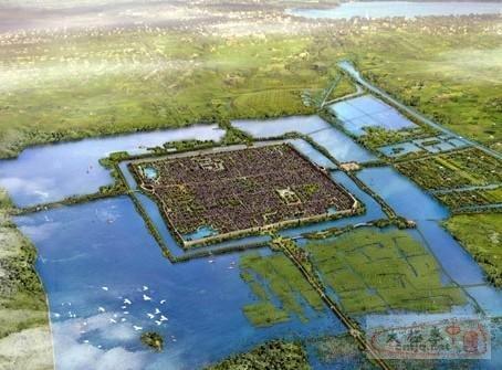 邯郸广府 中国独一无二的水城