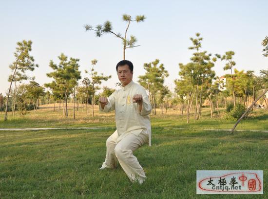 中国太极拳优秀人才——陈益雄