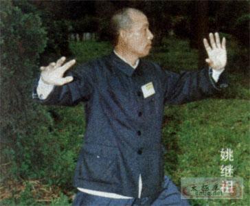 姚继祖在武汉国际太极拳(剑)表演观摩会上的讲学稿