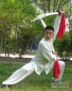 王战军弟子李志强讲解陈式太极拳的松