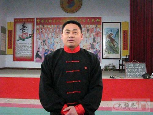 徐州姜启健讲解呼吸与动作的配合