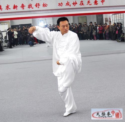 段卫星江苏靖江市陈家沟太极拳推广中心