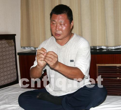 王长安谈学拳经历