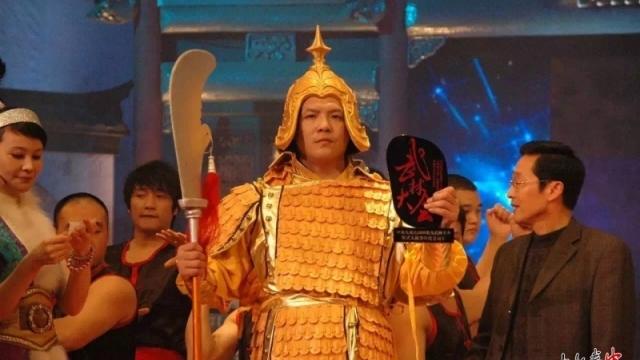 太极拳传人王战军的成长之路
