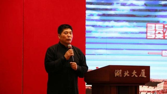 北京戳脚翻子拳拳师延良收徒仪式