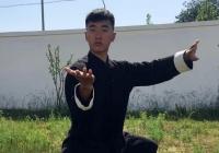 陈家沟陈三虎太极文武学校教练——冯瑞泽