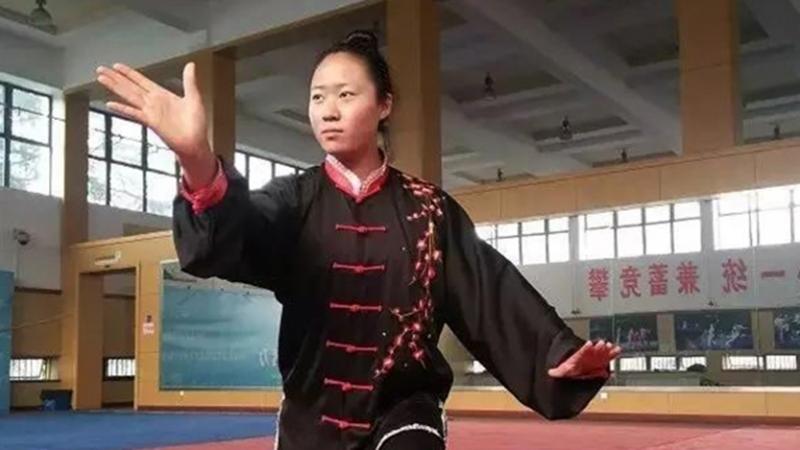 申典雅荣获国家级运动健将称号