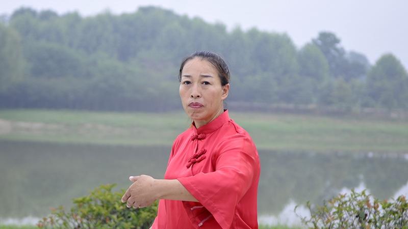 【最新视频】李利清:陈式太极拳新架一路精彩演练