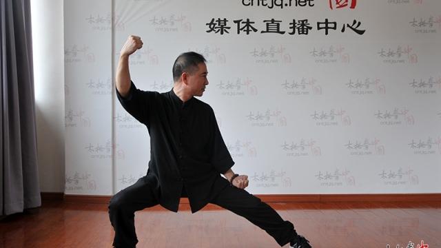 【专访】江西上饶市天才陈式太极拳馆馆长——杨平
