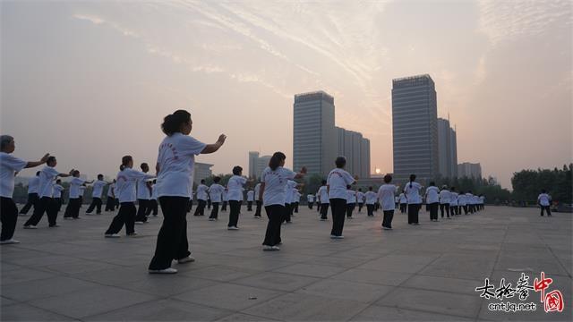 弘扬中华武术精魂 掀起全民健身热潮 喜迎党的十九大