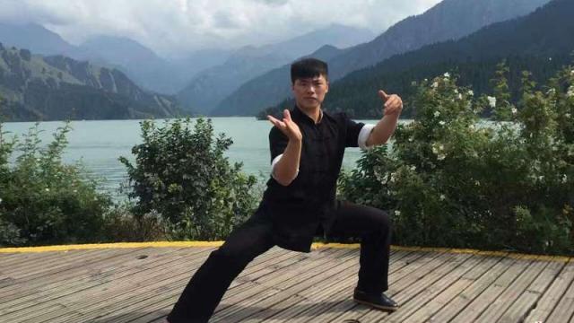 【视频】陈氏太极拳对陈泰拳—陈建强VS麦神猜