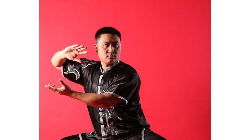 陈二虎老师荣获焦作市非物质文化遗产(太极拳)代表性传承人称号